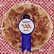 Ibérica Premium familiar pizza de jamón serrano modena Envase 500 g Maestro