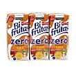 Bebida con leche tropical zero Pack 3 unidades 330 ml Bifrutas Pascual