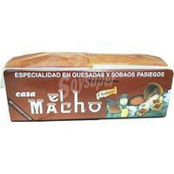 El Macho Sobaos de mantequilla paquete 675 g