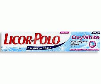 Licor del polo Dentífrico 3D Clean White Tubo 75 ml