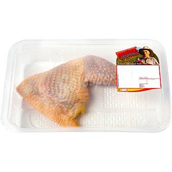 Matisa Cuarto de gallina muslo peso aproximado bandeja 300 g Bandeja 300 g