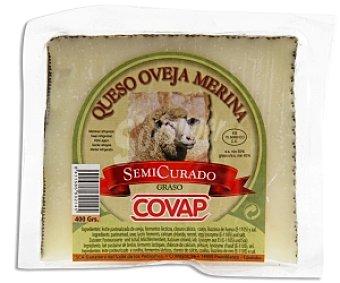 COVAP Queso de oveja semicurado 400 Gramos