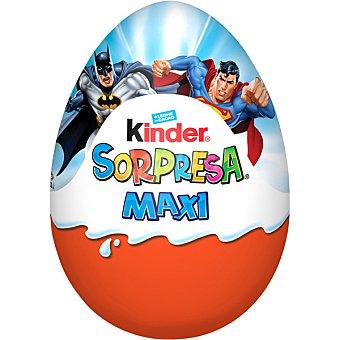 KINDER huevo sorpresa maxi  unidad 100 g