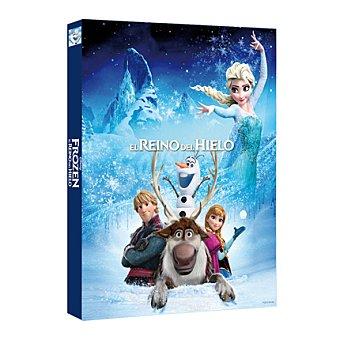 """Disney Frozen: """"El reino del hielo"""" DVD 1 ud. 1 ud"""
