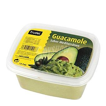 Frudel Guacamole mediterráneo Envase 215 g