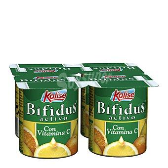 Kalise Esencial con vitaminas Pack de 4x125 g