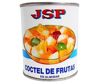 Jsp Cocktail de Frutas en Almíbar 145 Gramos