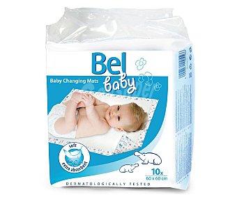 BEL BABY Cubrecamas infantiles 10 unidades