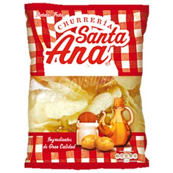 Churrería Santa Ana Patatas fritas Bolsa de 210 g