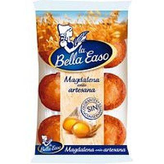 La Bella Easo Magdalenas caseras bolsa 8u 390g Bolsa 8u 390g