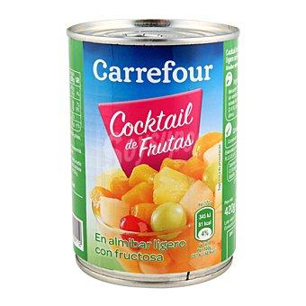 Carrefour Cocktail de frutas sin azúcar 240 g