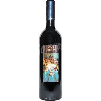 VIÑA URBEZO Vino tinto joven de Aragón Botella 75 cl