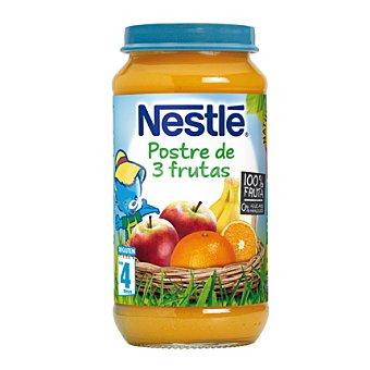 Tarrita postre 3 frutas 250 g