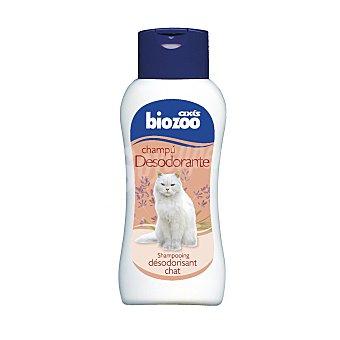 Biozoo Axis Champú desodorante para gatos Bote 250 ml