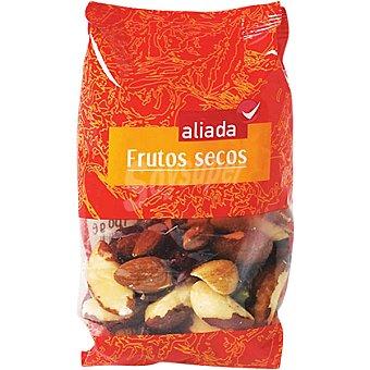 Aliada Cóctel arándanos almendras coquitos y pistachos Bolsa 100 g