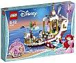 Juego de construcciones con 380 piezas Barco real de ceremonias de Ariel, Disney Princess 41153 lego  LEGO Disney 41153