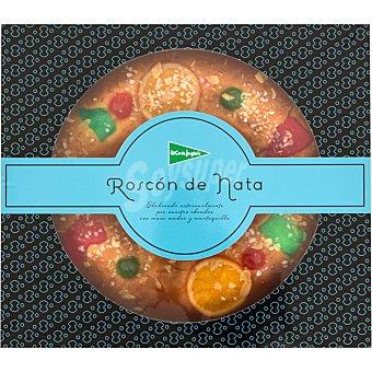 El Corte Inglés Roscón de Reyes relleno de nata pieza 425 g