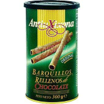 Antiu Xixona BARQUILLOS CHOCOLATE 300 GRS