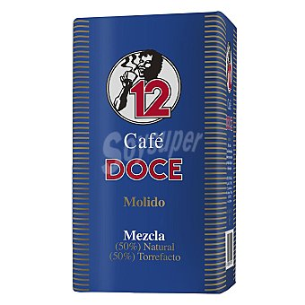 Doce Café molido mezcla Paquete 250 g