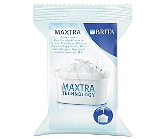 """Brita Filtro recambio Maxtra para jarras Brita, fácil de Insertar y quitar con el sistema """"click & Fit"""", 30 días de durabilidad 1 Unidad"""