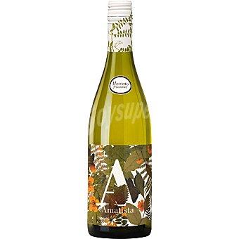 Amatista Vino blanco espumoso botella 75 cl 75 cl