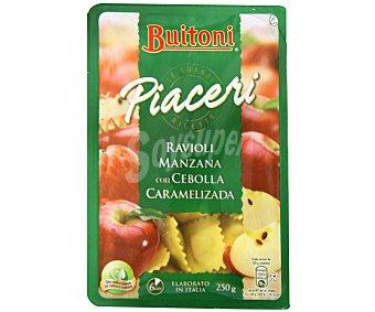 Buitoni Ravioli de manzana con cebolla caramelizada (pasta fresca) 250 gramos
