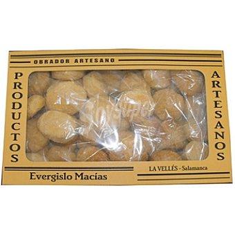 La Espiga de Castilla mantecados de naranja estuche 500 g