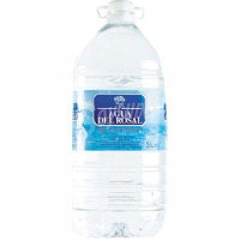 Del Rosal Agua mineral Garrafa 5 litros