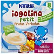 Petit postre lacteo frutas variadas X100 estuche 400 g pack 4 Iogolino Nestlé
