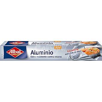 Albal Papel de aluminio rollo 10 m