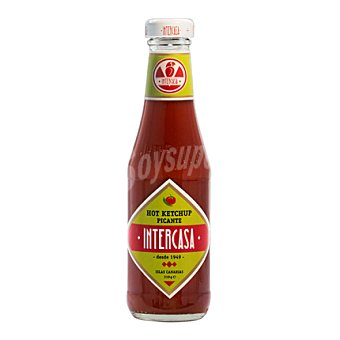 Intercasa Ketchup picante 310 g