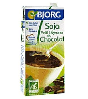 Bjorg Soja chocolate 1 brik de 1 l