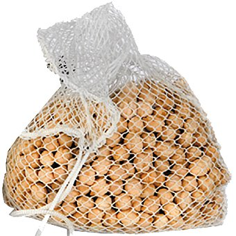 Ibili Bolsa para legumbres en nylon de 30 x 7 cm