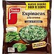 Espinacas a la crema Verdeliss  Bolsa 450 g (2 raciones) Findus