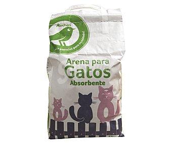 Productos Económicos Alcampo Arena para gato 5 kg