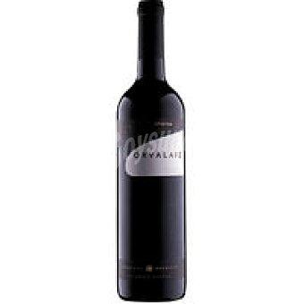 Orvalaiz Vino Tinto Crianza Navarra Botella 75 cl