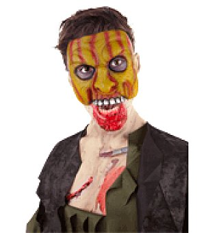 1/2 máscara zombie walk