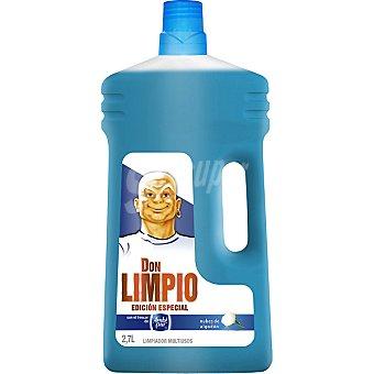 Don Limpio Limpiador Nubes de Algodón Botella 2,7 l