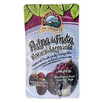 LA HUERTA Pulpa de fruta mora 250 g