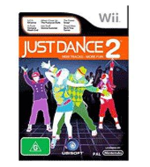 Nintendo Juego wii just dance 2 Unidad