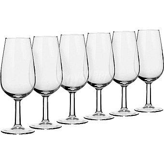 Luminarc Copas de vidrio Catavinos 15, set de 6 unidades 5 cl