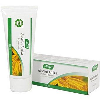 A.VOGEL Absolut Arnica gel para masajes planta fresca acción rápido Tubo 100 ml