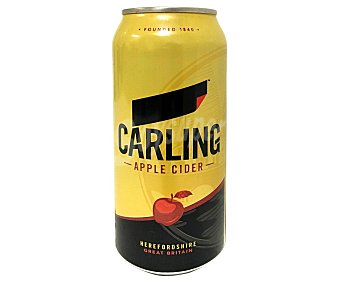 Carling Sidra original de manzana lata 440 ml