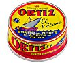 Bonito del Norte en aceite de oliva 175 g Ortiz