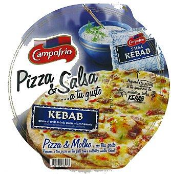 Campofrío Pizza kebab Estuche 410 g