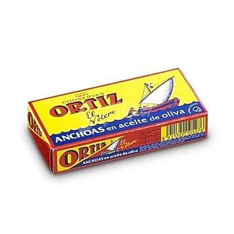 Ortiz Filetes de anchoa en aceite de oliva 50 g