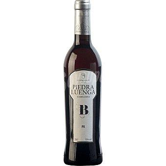 Piedra luenga B vino dulce Pedro Ximénez DO Montilla Moriles ecológico Botella 500 ml