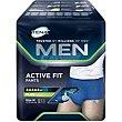 Pants para hombre Active Fit Talla M Paquete 9 unid Tena Men