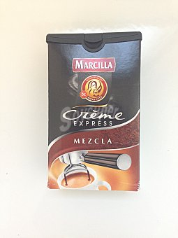 Marcilla Café Molido Mezcla Créme Express PAQUETE 250 g