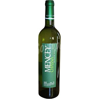 Mencey chasna Vino blanco seco D.O. Abona botella 75 cl botella 75 cl